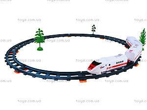 Детская железная дорога «Электропоезд», 3610В, фото
