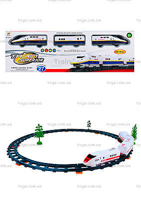 Детская железная дорога «Электропоезд», 3610В