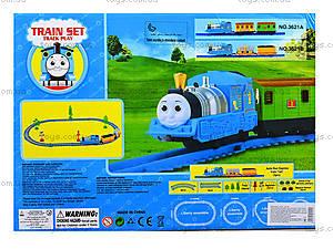 Железная дорога для детей «Томас», 3621АВ, отзывы