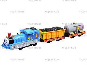 Железная дорога игрушечная «Мой друг - паровозик», 3622АВ, купить