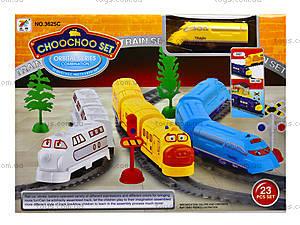 Железная дорога для детей «Чаггингтон», 3625АВС, toys.com.ua