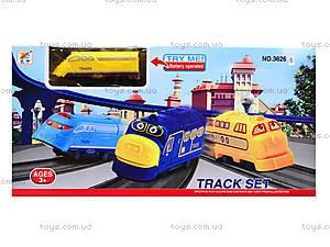 Детская железная дорога «Чаггингтон», 3626АВС, детские игрушки