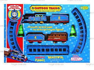 Детская железная дорога «Томас и друзья», 989-04, детские игрушки