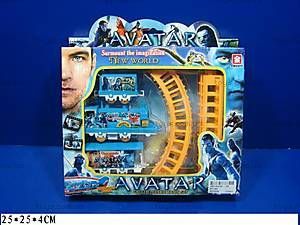Железная дорога Avatar, 877-38С