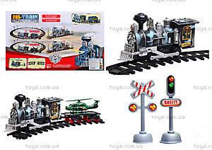 Железная дорога «Военный паровоз», 12689