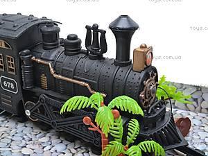 Железная дорога, детская, G652, игрушки
