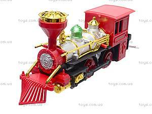 Железная дорога для детей «Classic Train», V8525, игрушки