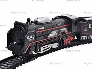 Железная дорога «Грузовой локомотив» для детей, TL02, купить
