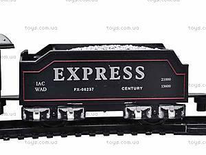 Железная дорога «Грузовой локомотив» для детей, TL02, цена
