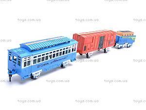 Железная дорога «Грузовой поезд», 6283, купить