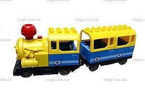 Железная дорога Happy Village, 0033B, детские игрушки