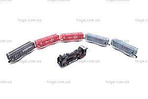 Железная дорога «Классика», с пятью вагонами, 1988A, фото