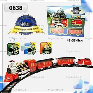 Железная дорога «Мой первый поезд», 0638