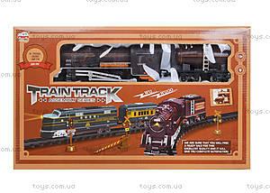 Детская железная дорога Train Track, 17689, отзывы