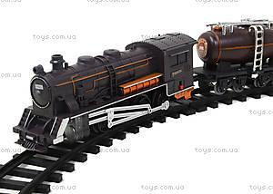 Детская железная дорога Train Track, 17689, игрушки