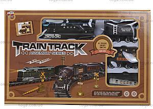 Детская железная дорога на батарейках, 17769, цена