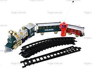 Железная дорога на радиоуправлении для детей, 76, игрушки