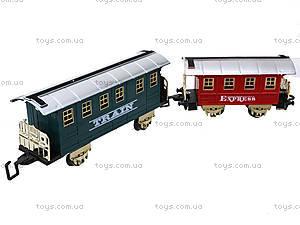 Железная дорога на радиоуправлении для детей, 76, детские игрушки
