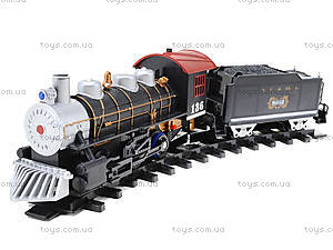 Железная дорога на радиоуправлении «Мой первый поезд», 0737, игрушки