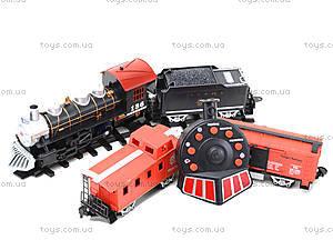 Железная дорога на радиоуправлении «Мой первый поезд», 0737, магазин игрушек