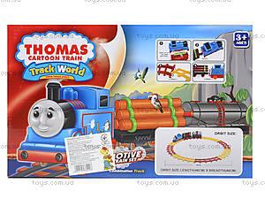 Игрушечная железная дорога «Паровозик Томас», 233B-4, купить
