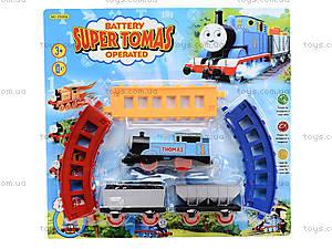 Железная дорога для детей «Паровозик Томас и друзья», 05006, купить