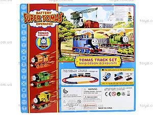 Железная дорога для детей «Паровозик Томас и друзья», 05006, фото