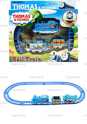 Железная дорога «Паровозик Томас», 99995