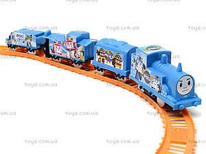 Детская железная дорога «Робокар Поли», 7010L, купить