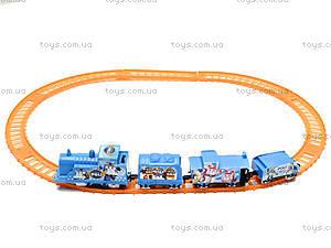 Детская железная дорога «Робокар Поли», 7010L, фото