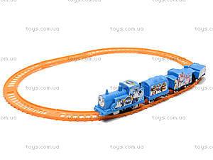 Детская железная дорога «Робокар Поли», 7010L, детские игрушки