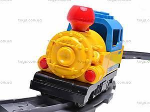 Железная дорога с человечками, 6188A, toys.com.ua