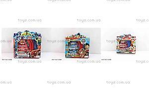 Железная дорога с героями мультфильмов, 877-66B85K8, купить