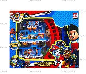 Железная дорога с героями мультфильмов, 877-66B85K8