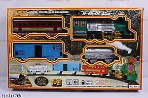 Железная дорога с грузовым поездом, 6281