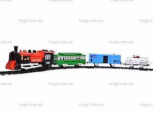 Железная дорога, с мелодиями, 6280, фото