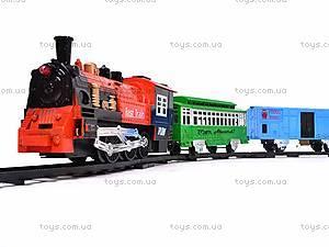 Железная дорога, с мелодиями, 6280, цена