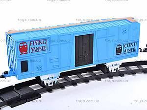 Железная дорога, с мелодиями, 6280, магазин игрушек