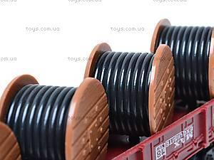 Железная дорога с музыкой, 59787, toys.com.ua