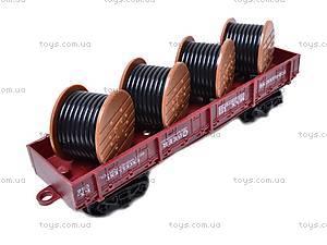 Железная дорога с музыкой, 59787, toys