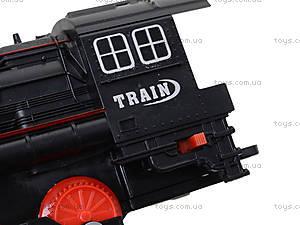Музыкальная железная дорога с подсветкой, HX2015-17, отзывы