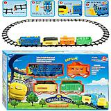 Железная дорога Thomas с музыкой, 3021, отзывы