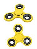 Желтый пластиковый Spinner, SPPL_YELL, детские игрушки