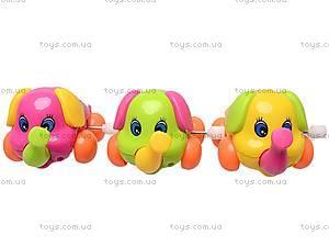 Животное заводное «Слон», YS005A, купить