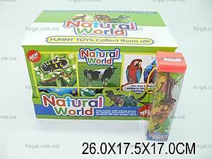 Животные динозавры, 24 штуки, FT806-1