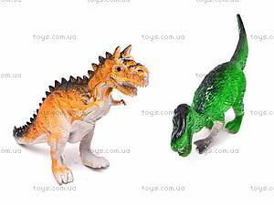 Животные «Динозавры», 3184, игрушки