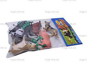 Животные домашние «Ферма», H6014, игрушки