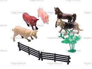 Животные домашние «Ферма», H6014