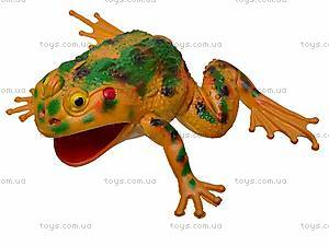 Животные игровые «Лягушка», D8023, цена