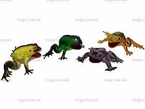 Животные игровые «Лягушка», D8023